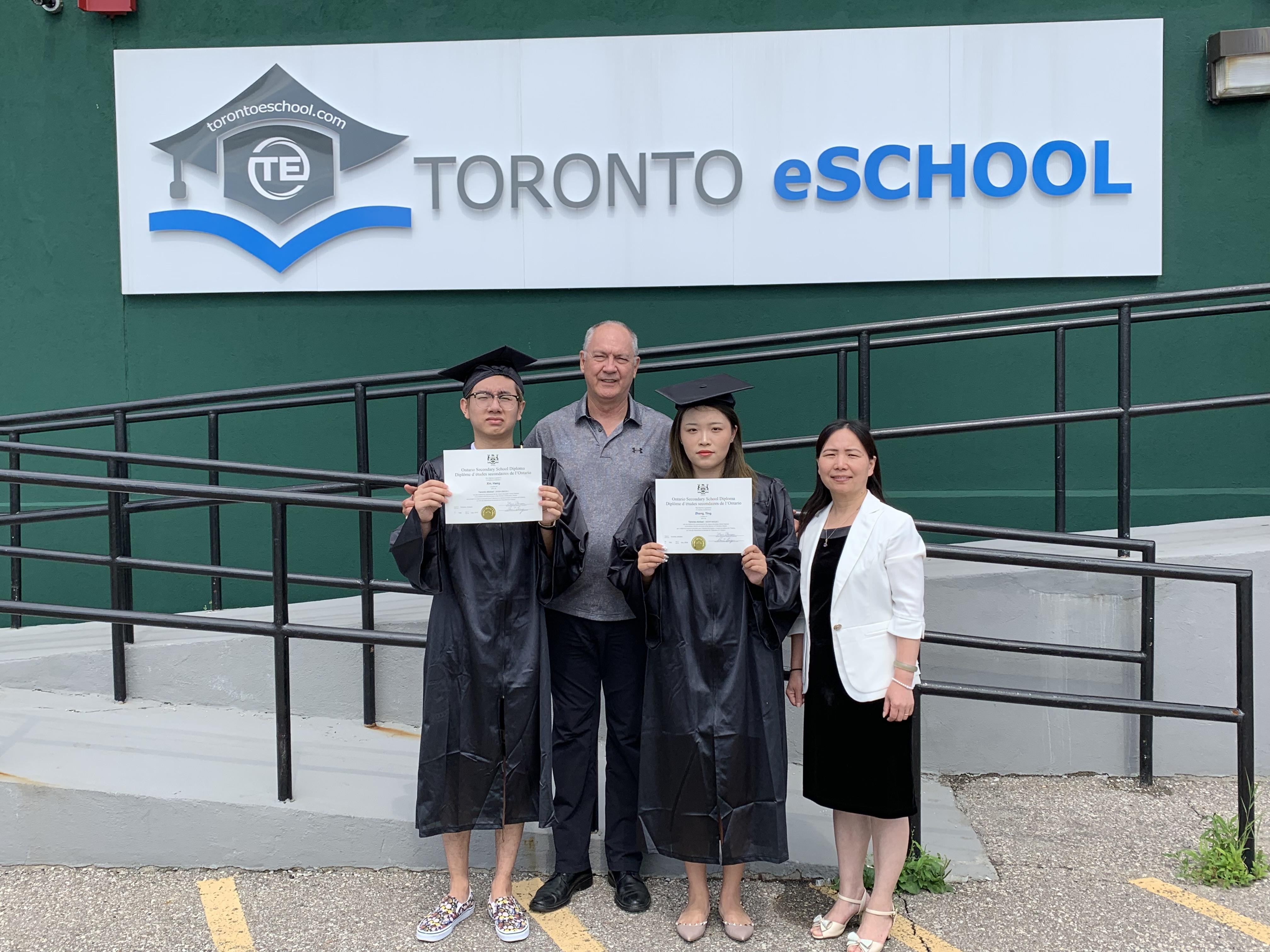 TorontoeSchool OSSD