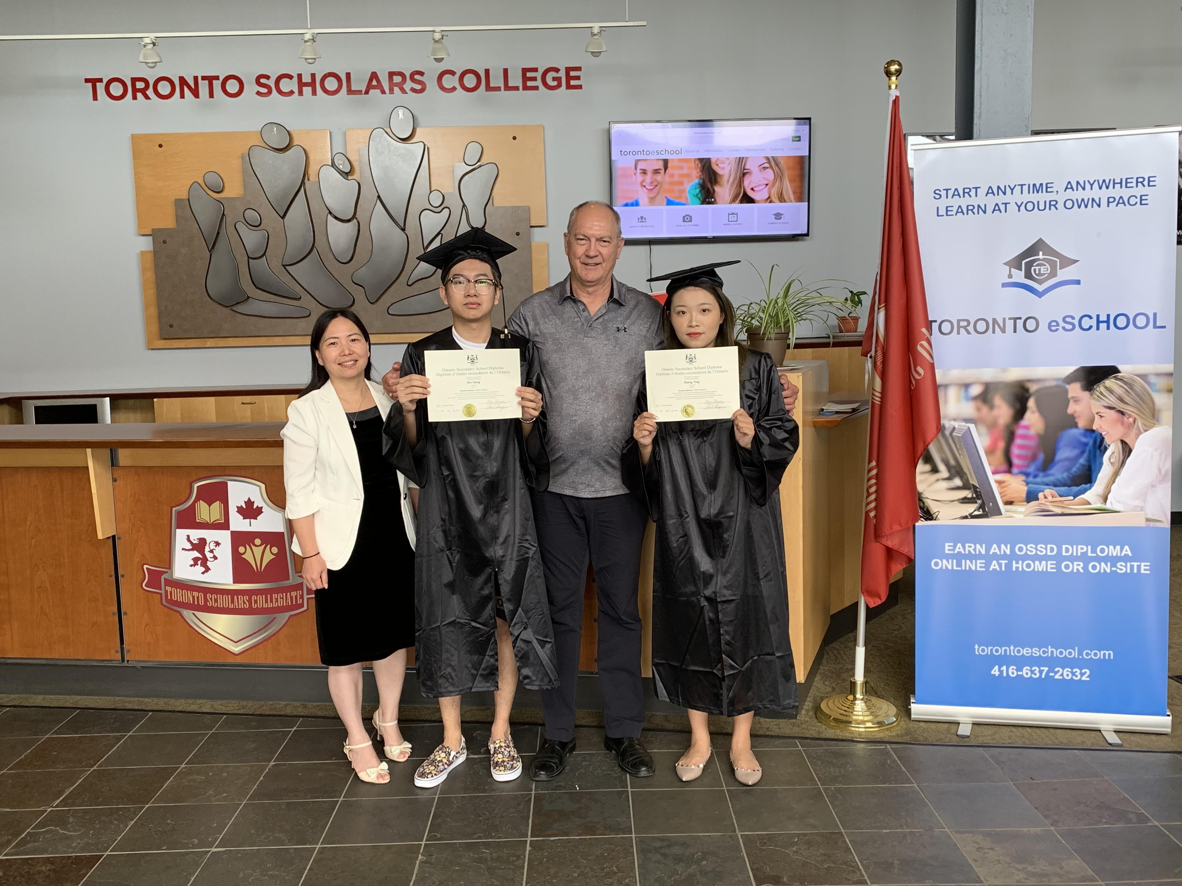 TorontoeSchool OSSD 2019
